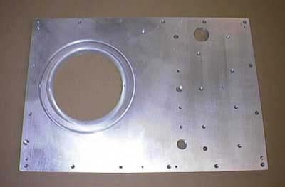 Klystron Tank cover.